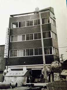 祖山硝子商会の歴史